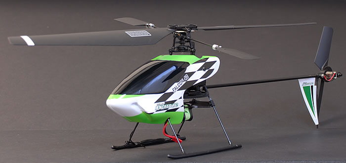 Falcon 40 Exceed RC Helicopter