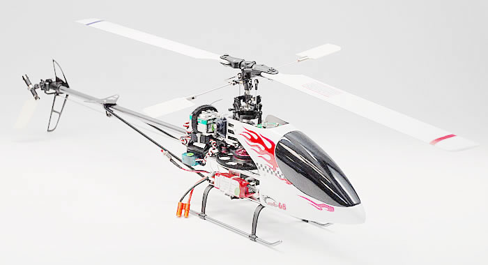 Walkera DragonFly 68 RC Helicopter