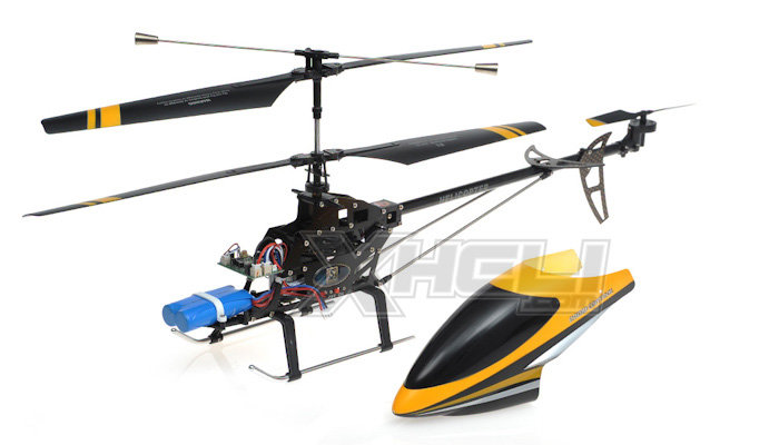 Double Horse 9101 Huge 27 Quot 3 Channel Co Axial Helicopter W