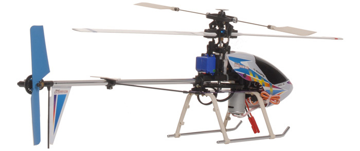 Rc Radio Remote Control Eagle 50 Ready To Fly 3d Rtf Helicopter