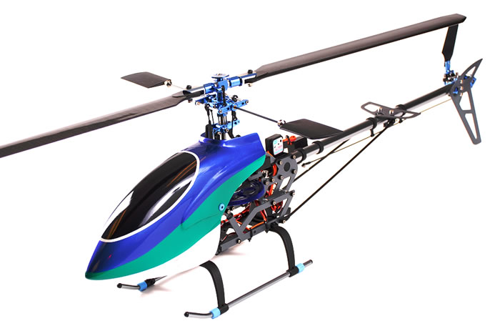 big ass RC helicopter