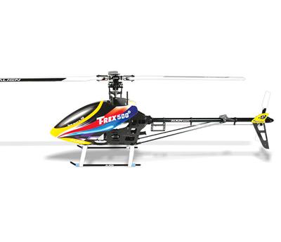 KX017011 T-REX 500 ESP Superior  Combo