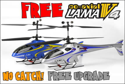 Coco Lama 3 RC Helicopter