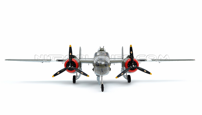 new 7 channel airwingrc b25 bomber 63 u0026quot  scale electric rc