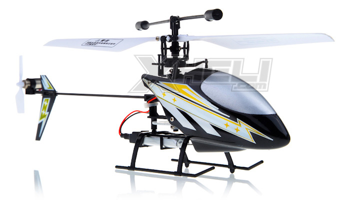 New Mini Flyer X Speed Super Copter 4 Channel 2 4ghz Rtf