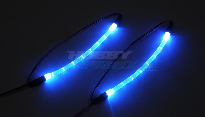 Blue UnderBody Lighting Strip Kit for RC Cars & HobbyPartz Blue UnderBody Lighting Strip Kit for RC Cars azcodes.com