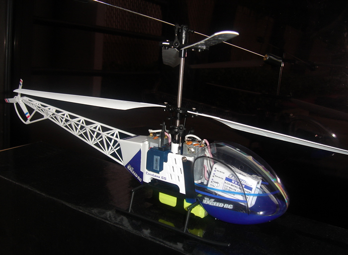 Lama G5 Radio Controlled Helicopter