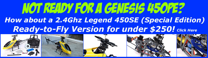 Legend 450SE