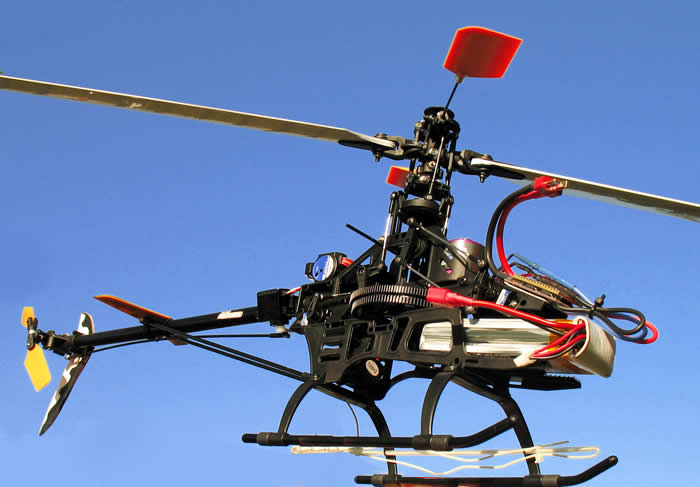 Revolution 450 RTF Brushless Helicopter