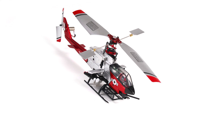 Exceed RC 2.4Ghz Mini Cobra RC Helicopter
