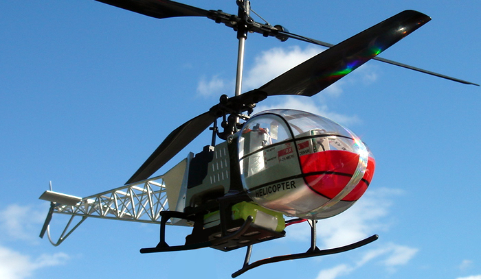 Walkera DragonFly No. 5-4 Helicopter