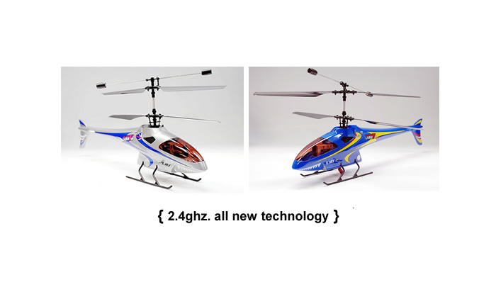 Apache 4 Channel RC Heli